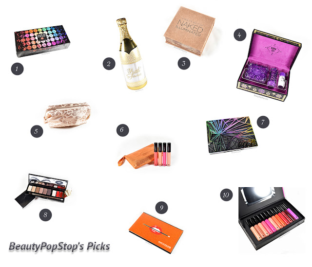 holiday gift guide limited edition holiday beauty gifts