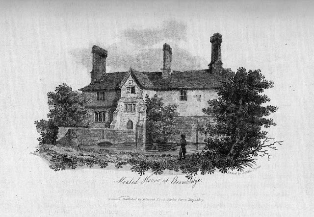 H.W. Bell's identification of Birlstone Manor