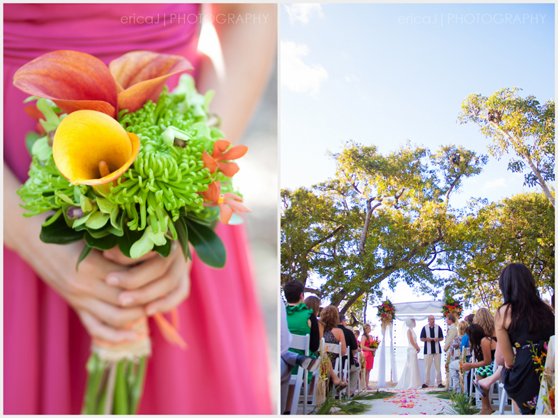key largo grand resort wedding photo