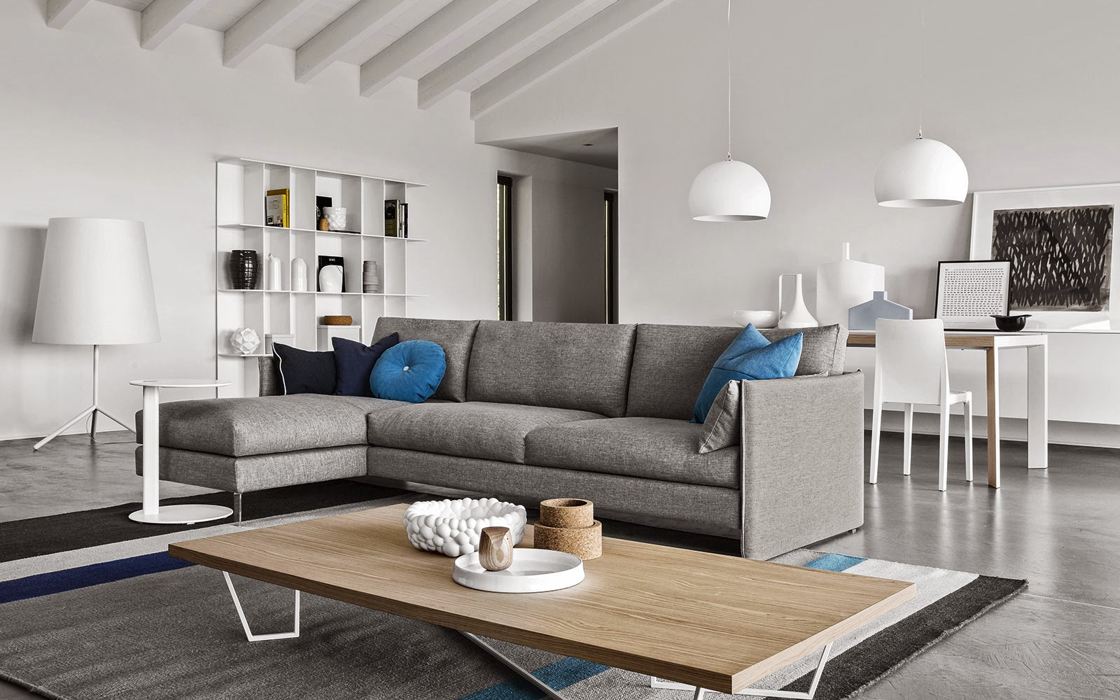 Interior Relooking: Come illuminare la zona living