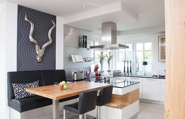 U shaped kitchen layout design options czytamwwannie 39 s for C shaped kitchen designs