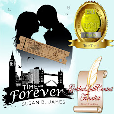 Time and Forever is a 2015 Finalist for a RONE Award  and The Golden Quill