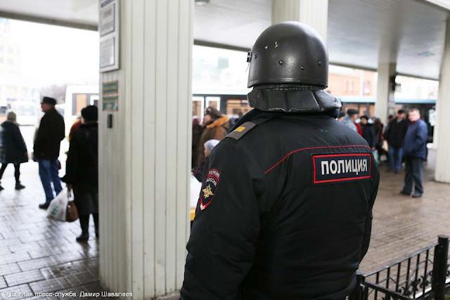 Экстренные службы к Новому году в Сергиевом Посаде готовы