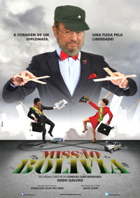 Assista: Missão Bolívia