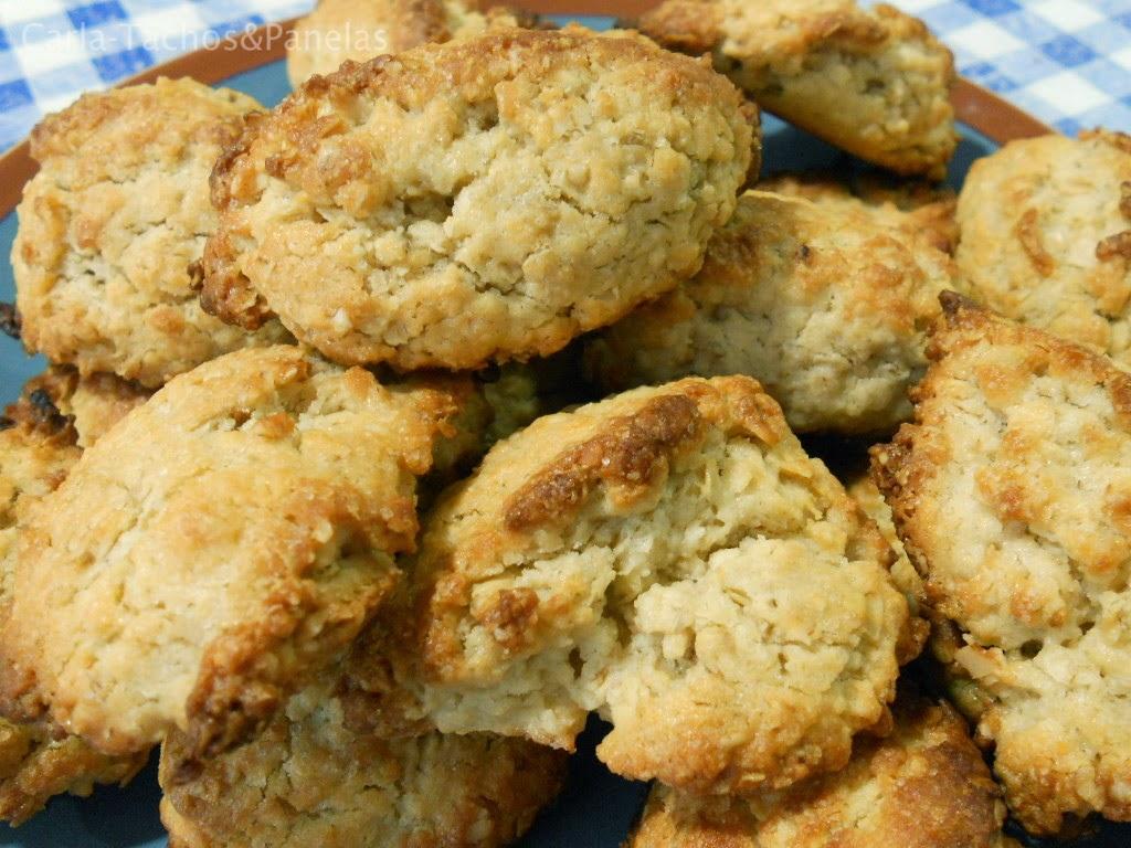 receita de biscoitos de aveia