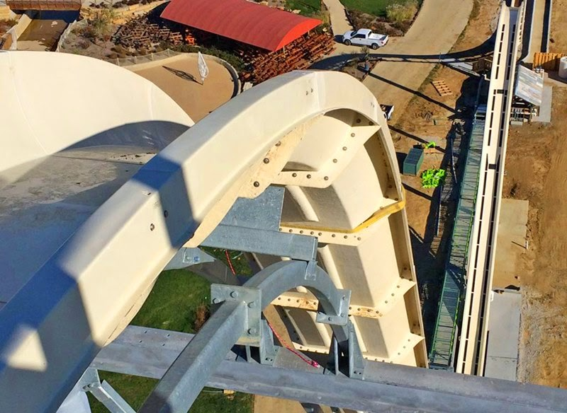 Verrückt, The World's Tallest Water Slide