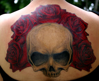 best pictures of Skull Tattoos-6