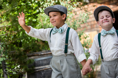 The most adorable ring bearers l Plumpjack Squaw Valley l Johnstone Studios l Take the Cake Event Planning
