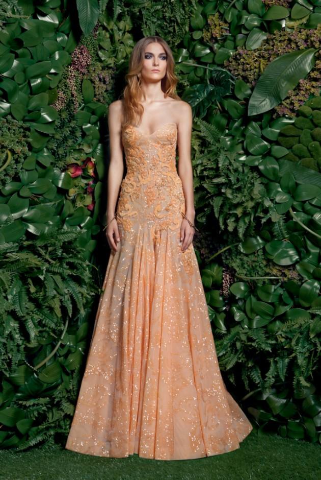 Increíbles vestidos de fiesta | Colección Beirut Basilio Soda