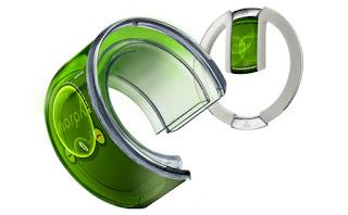 Nokia Morph Concept, Terknologi Layar Lipat Fleksibel, Organic Light-Emitting Diode (OLED)