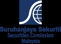 Jawatan Kerja Kosong Suruhanjaya Sekuriti (SC) logo