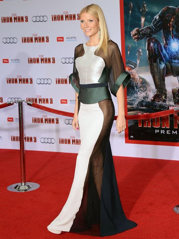"""Gwyneth Paltrow - """"Iron Man 3"""" Premiere in Hollywood"""
