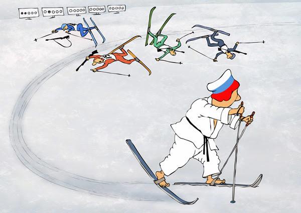 путин биатлонист