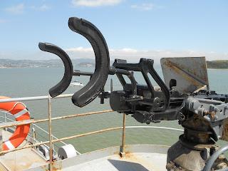 victory ship gun