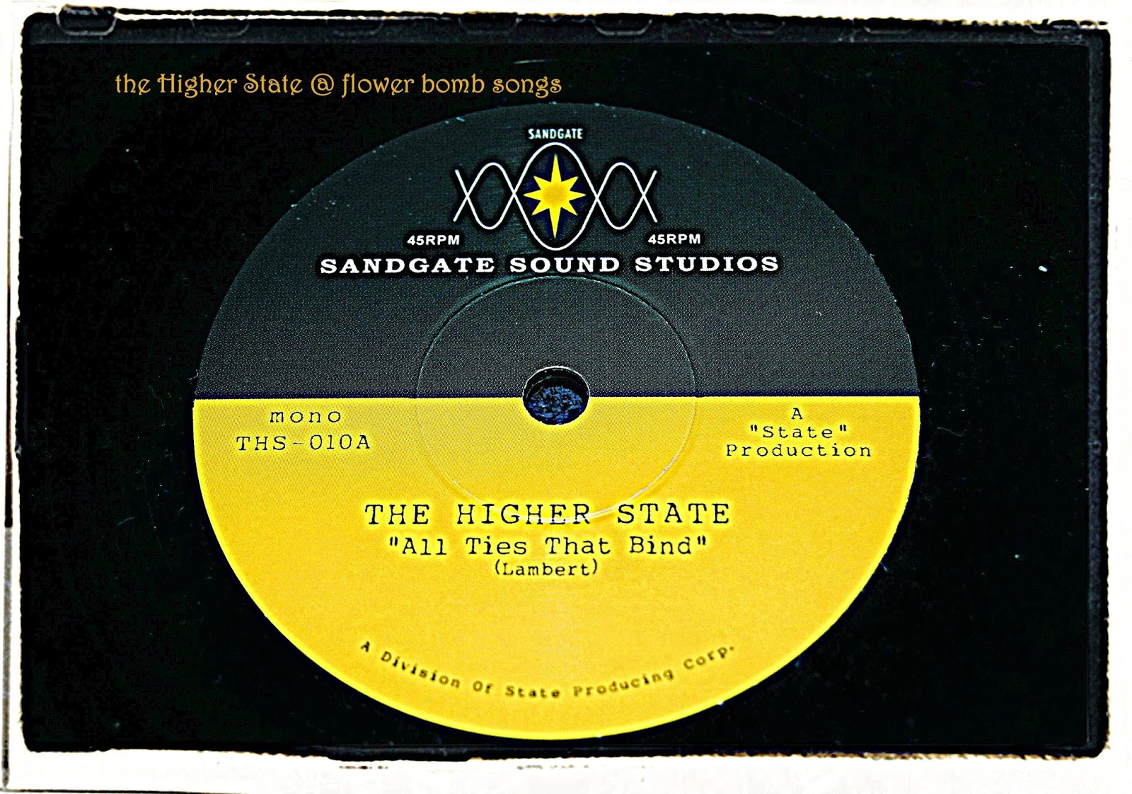 The Higher State S T