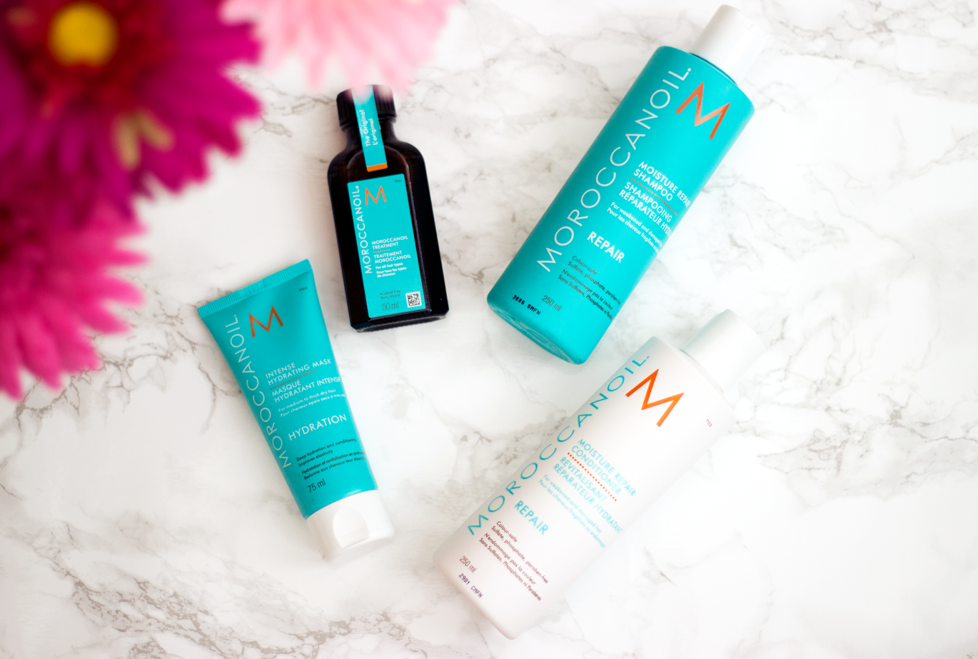 Moroccan Oil Haircare, Moroccan Oil Treatment Oil