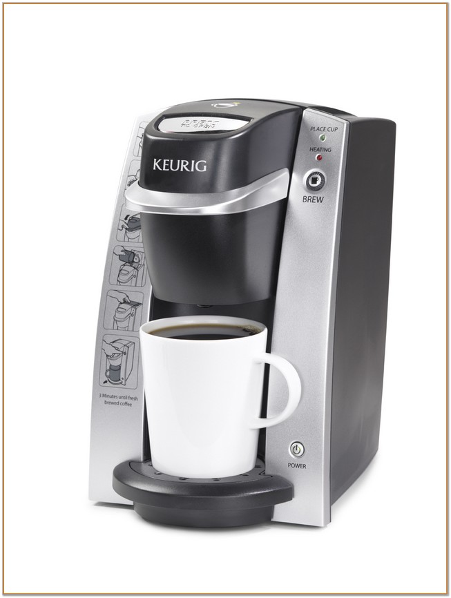 Coffee Maker For One : Surprising Keurig single cup coffee maker - For Coffee Lovers