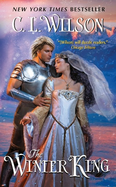 The Winter King by C.L. Wilson | Romantic Epic Fantasy