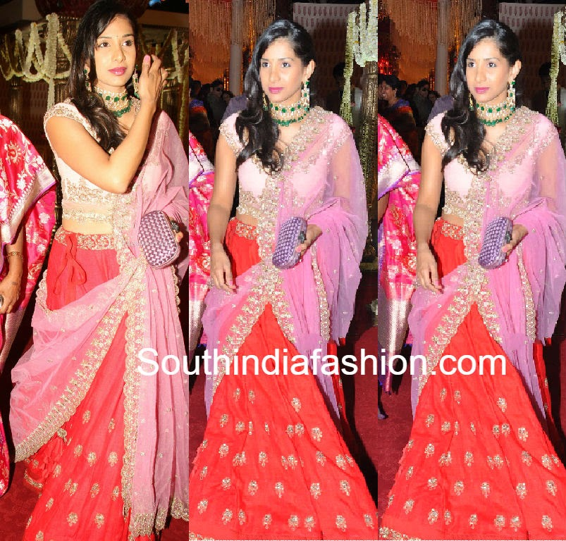 fashion designer anushree reddy