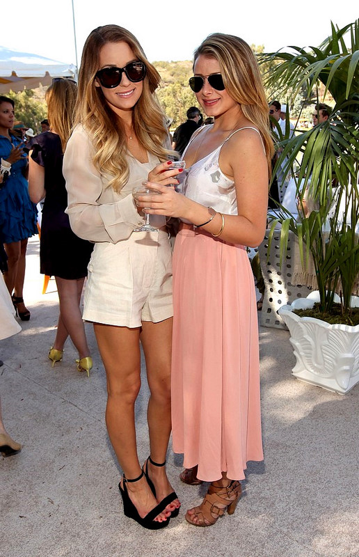 lauren conrad and lo bosworth - photo #1