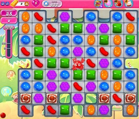 Candy Crush Saga 622