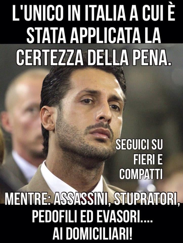 Solo in Italia....