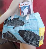 bolsos reciclados de comercio justo