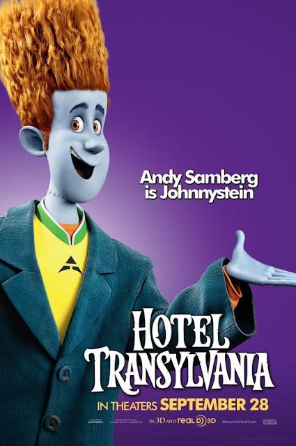hotel transylvania, andy samberg