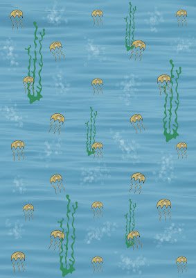 Yellyfish pattern