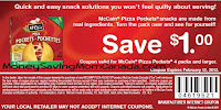 McCain pizza pockets printable coupon