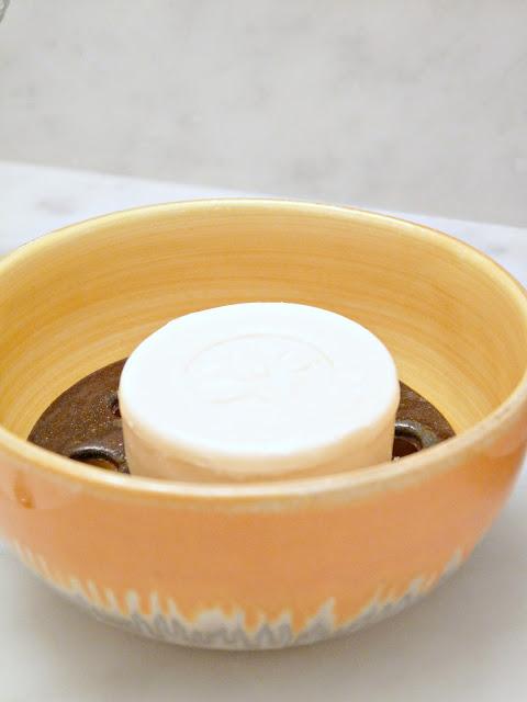 Shelley sugar bowl orange