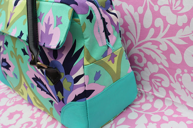 The Urban Jungle Bag @ Sew Sweetness