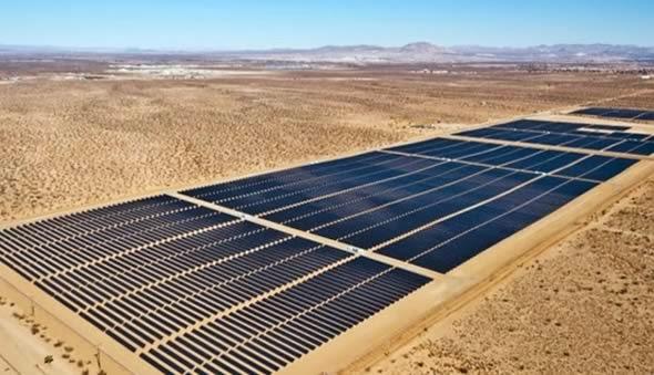 Google Solar Energy Plants
