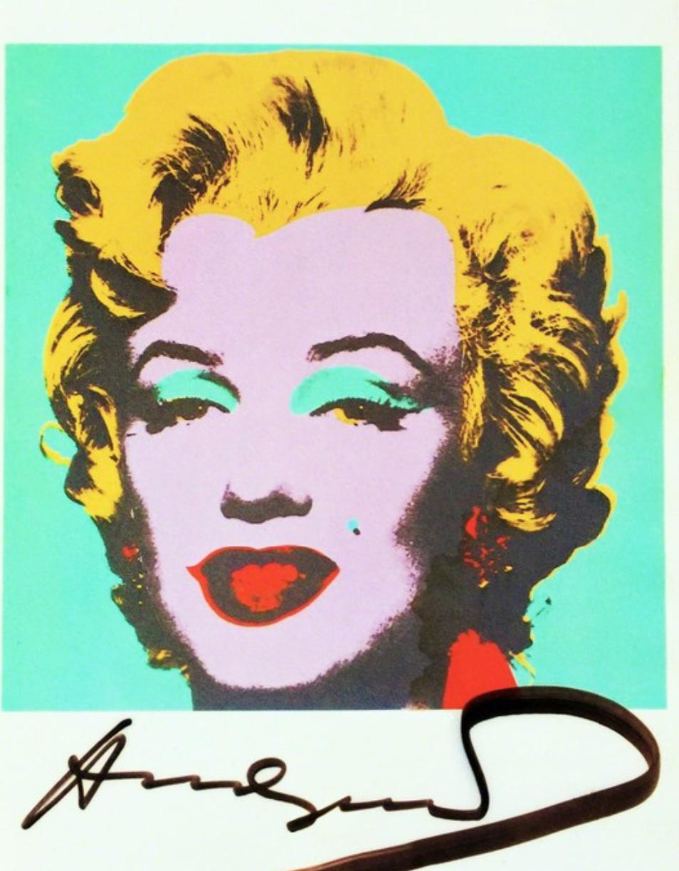 Andy Warhol @Artsy.net