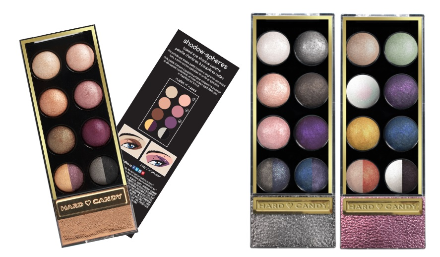 Eye Love Wednesday Hard Candy Shadow Spheres Baked Eye Shadow