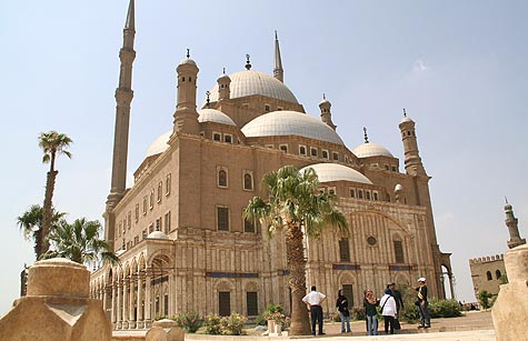 Blogpedia To You: 15 Masjid Terbesar di Dunia (15 Gambar)
