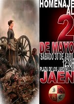 Homenaje al 2 de Mayo