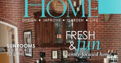 Custom Designs Roanoke Valley HOME Magazine Features Custom
