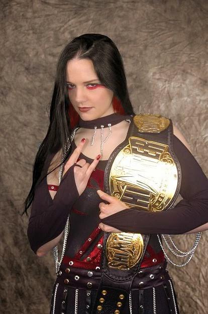 MsChif - Womens Pro Wrestling