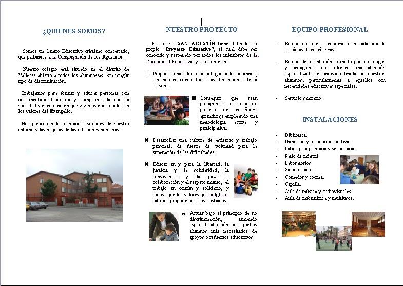 Tripticos Del Tabaquismo Organizacion Educativa