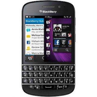 Hp Blackberry Q10