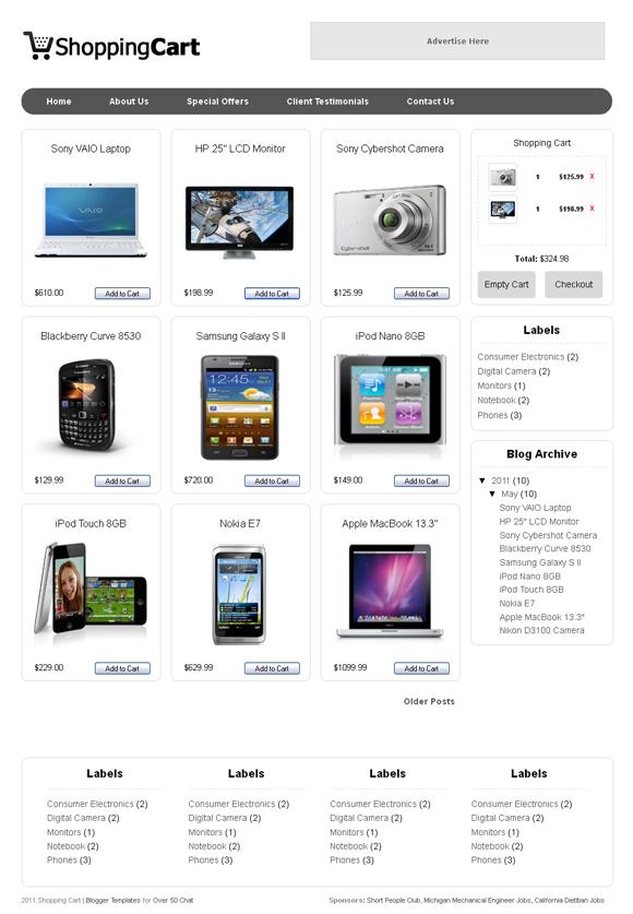 Blogger Store : eCommerce ala Blogger   Heru Iryanto