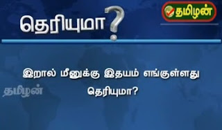 Tamilan TV Theriyuma 05-02-13