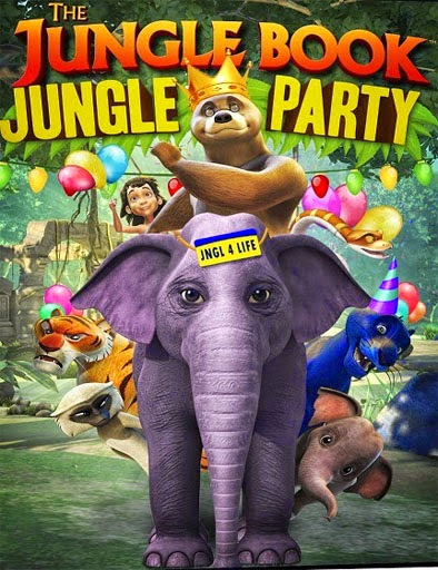 Ver Jungle Book: Jungle Party (2014) Online