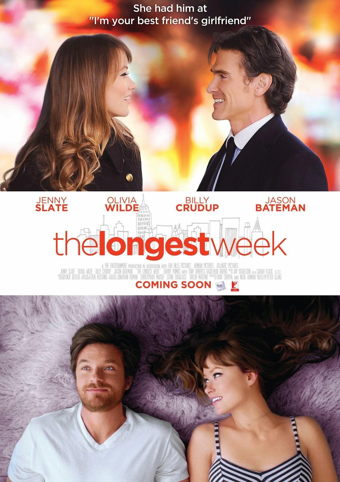 The Longest Week 2014