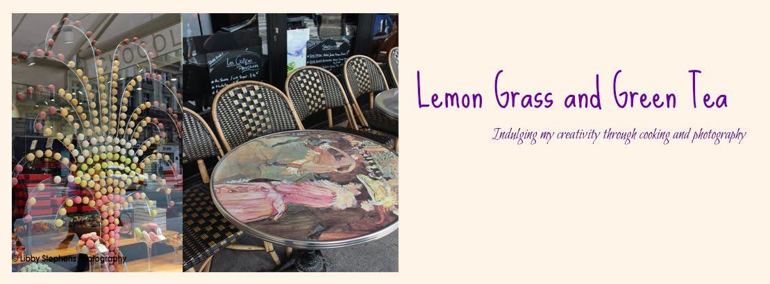 Lemon Grass and Green Tea