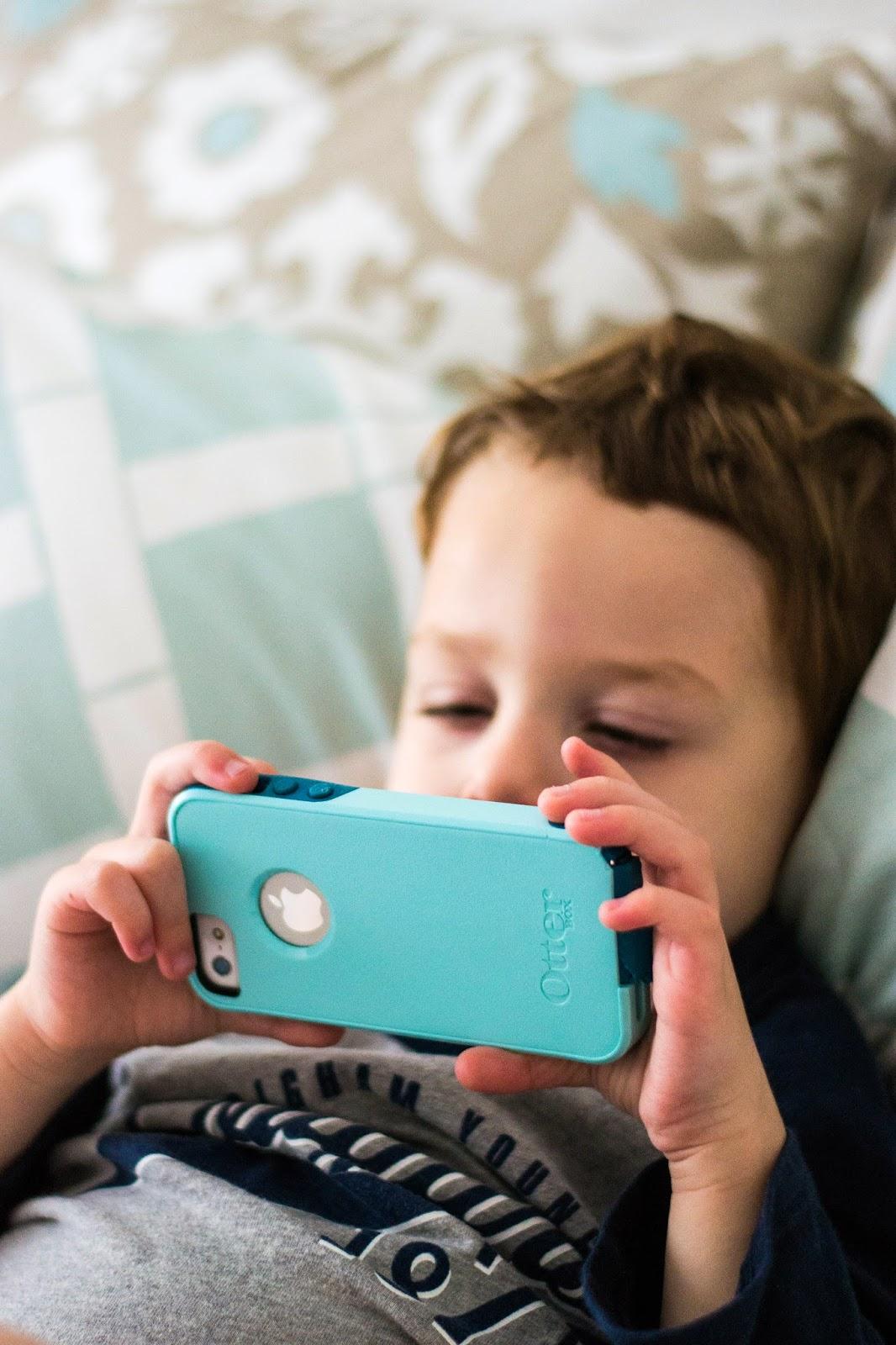Child Lock App