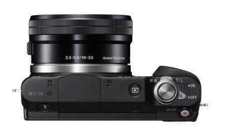 Sony NEX-3N Interchangeable Lens