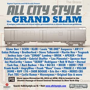 All City Style presents THE GRAND SLAM