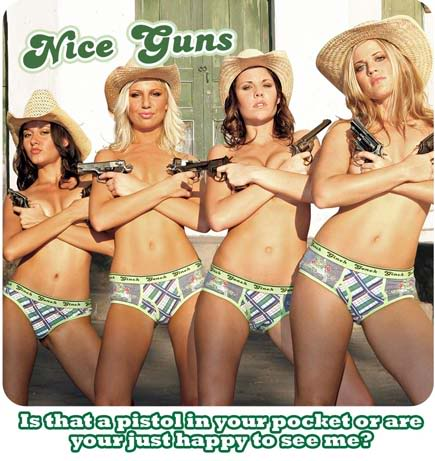 topless-girl-gun